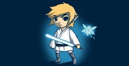 Nintendo saluda en el Día de Star Wars: <em>&quot;Que la Trifuerza Te Acompañe&quot;</em>