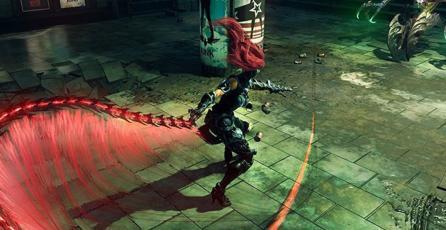 Nuevas imágenes de <em>Darksiders III</em>