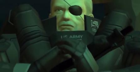Fallece John Cygan, actor de voz de Solidus Snake en <em>Metal Gear Solid 2</em>