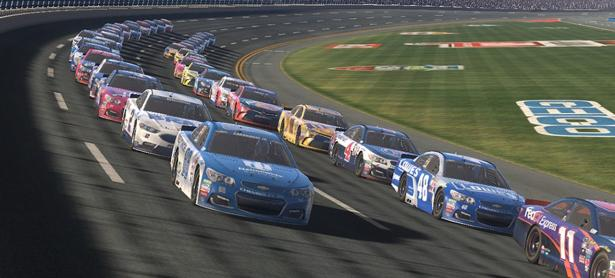 El nuevo <em>NASCAR Heat </em>llegará este año