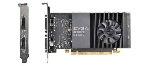NVIDIA lanza al mercado la <em>GeForce GT 1030</em>  de bajo costo
