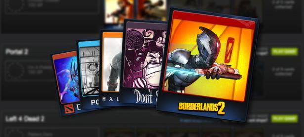 """Steam apunta a """"juegos falsos"""" con cambios al sistema de Trading Cards"""