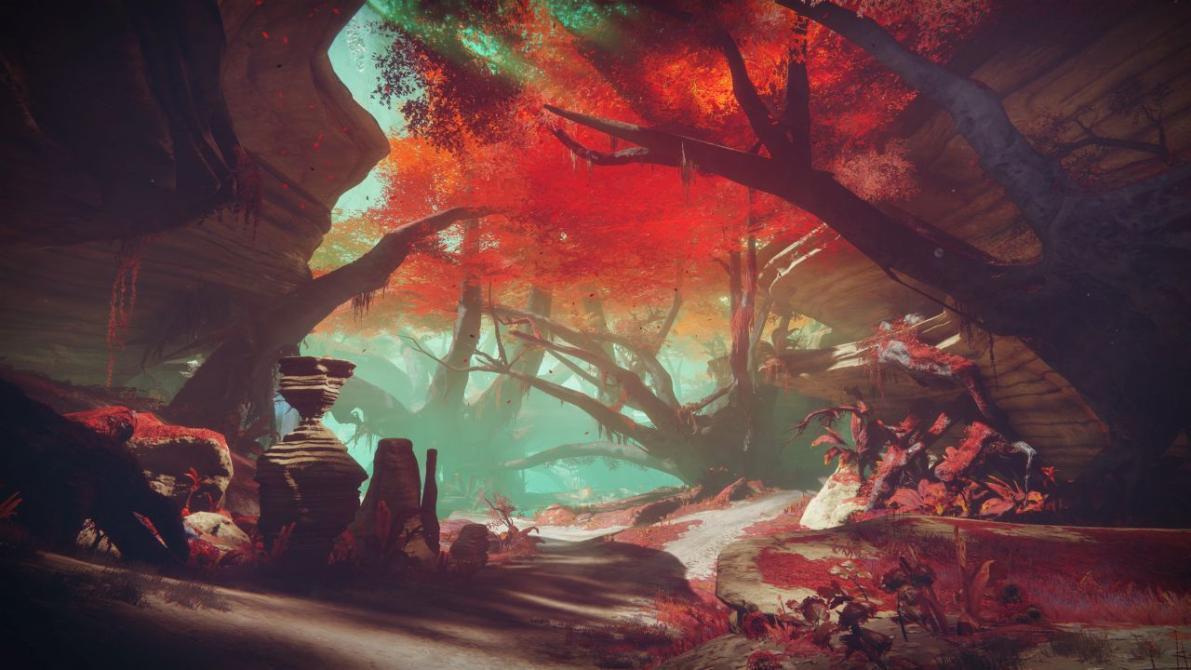 Checa los nuevos escenarios de <em>Destiny 2</em>