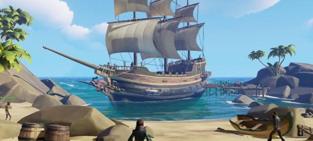 Rare dio nuevos detalles sobre <em>Sea of Thieves</em> para PC