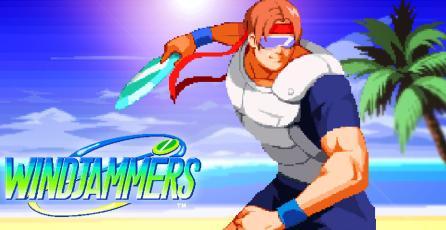 <em>Windjammers</em> para PS4 tendrá Beta cerrada