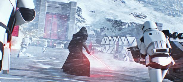 <em>Star Wars: Battlefront II </em>quiere que empatices con los miembros del Imperio