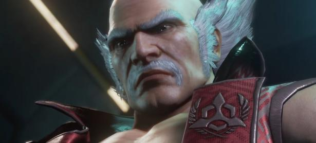 Liberan intenso avance de historia de <em>Tekken 7</em>