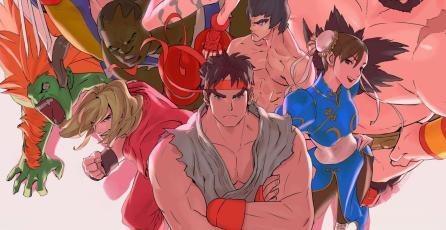 <em>Ultra Street Fighter II – The Final Challengers</em>