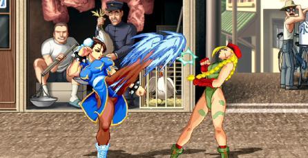 Analizan desempeño de <em>Ultra Street Fighter II: The Final Challengers</em>