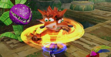 Liberan 20 minutos de gameplay de <em>Crash Bandicoot: N. Sane Trilogy</em>