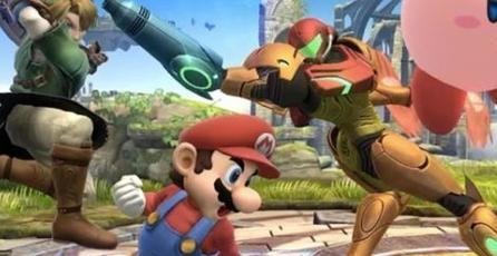 Filtraron supuestas imágenes de <em>Super Smash Bros.</em> para Switch