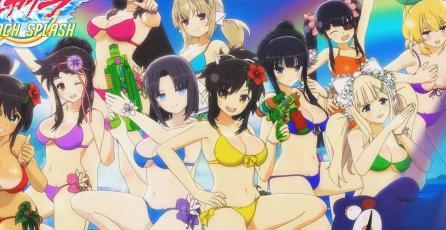 Personajes de <em>Ikkitousen</em> llegan a <em>Senran Kagura: Peach Beach Splash</em>