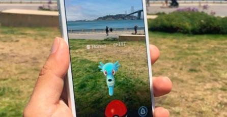 <em>Pokémon GO</em> aprovechará características de herramienta ARKit en iOS 11
