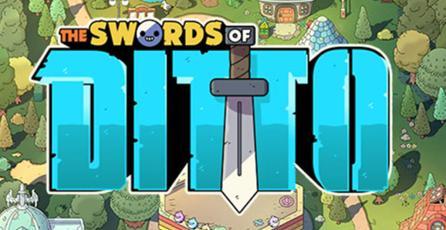 Presentan <em>The Swords of Ditto</em> para PS4 y PC