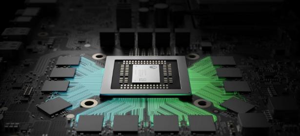 Xbox comienza a liberar los primeros teasers de Project Scorpio