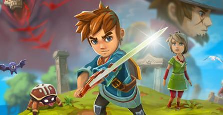 <em>Oceanhorn</em> será lanzado en Nintendo Switch este mes