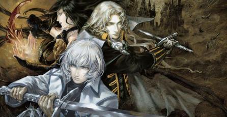 Konami está en discusiones sobre llevar <em>Castlevania</em> a Switch