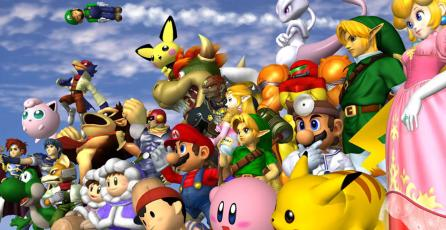 Red Bull organizará torneo de <em>Super Smash Bros. Melee</em>