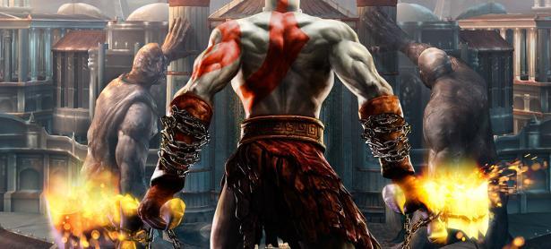 <em>God of War III</em> fue el juego más vendido de mayo en PS4