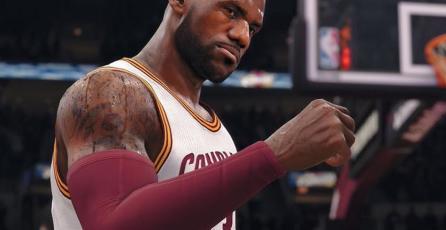 Detallan el modo carrera de <em>NBA Live 18</em>