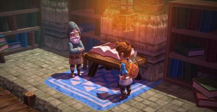 <em>Oceanhorn</em> no tendrá formato físico en Switch