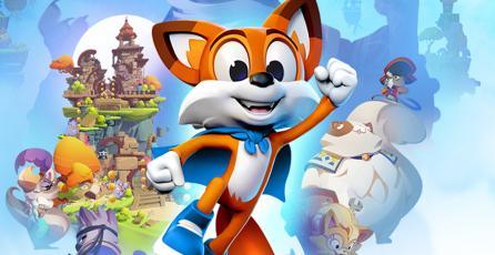 Anuncian <em>Super Lucky's Tale</em> para Xbox One