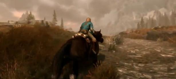 <em>Skyrim</em> para Switch tendrá contenido de <em>Zelda: Breath of the Wild</em>
