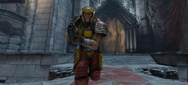 B.J. Blazkowicz es el nuevo campeón de <em>Quake Champions</em>