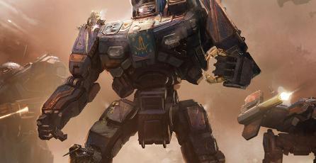 Presentan nuevo avance de <em>Battletech</em> en E3 2017