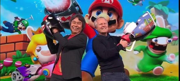 Ubisoft confirma <em>Mario + Rabbids: Kingdom Battle</em> para Switch