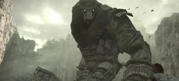 <em>Shadow of the Colossus</em> llegará a PlayStation 4