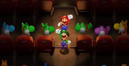 Confirman <em>Mario &amp; Luigi: Superstar Saga + Bowser's Minions </em>para 3DS