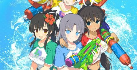 <em>Senran Kagura: Peach Beach Splash</em> recibe trailer de E3 2017