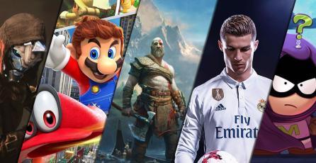 Los juegos de E3 2017 que puedes preordenar en Amazon