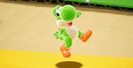 El nuevo <em>Yoshi</em> para Switch es desarrollado en Unreal Engine