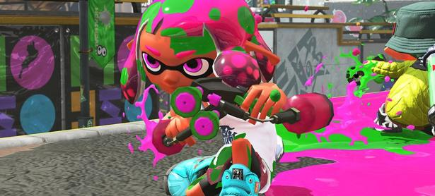 Así se juega el single player de <em>Splatoon 2</em>