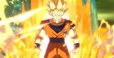 Checa el nuevo gameplay de <em>Dragon Ball FighterZ</em>