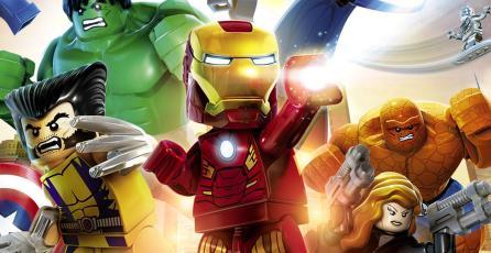 <em>LEGO Marvel Heroes</em> es el título más vendido de las serie