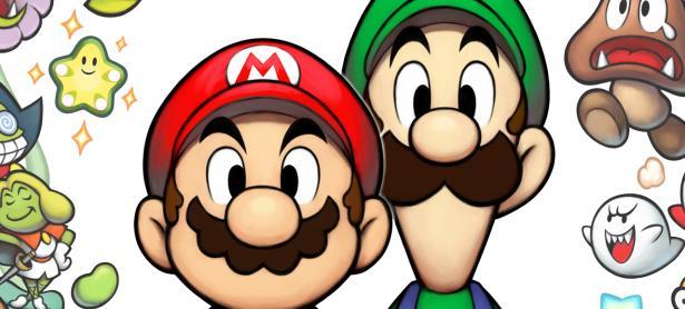 <em>Mario &amp; Luigi Superstar Saga + Bowser's Minions</em> sólo podrá jugarse en 2D