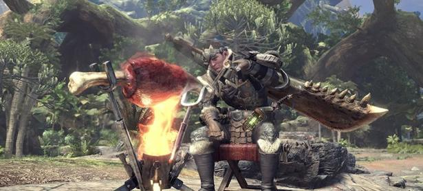 Capcom busca que <em>Monster Hunter World</em> corra a 30 fps en consolas