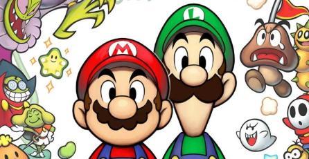 <em>Mario &amp; Luigi Superstar Saga + Bowser's Minions</em> no podrá jugarse en 3D