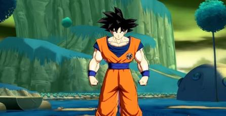 Revisa más gameplay de <em>Dragon Ball FighterZ</em>