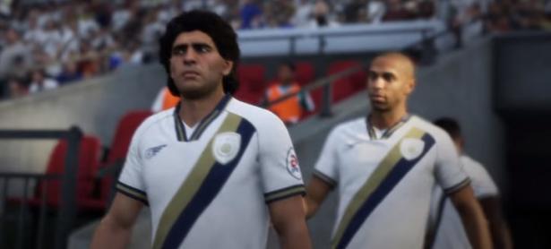 Pelé y Maradona son parte de las íconos presentes en <em>FIFA 18</em>