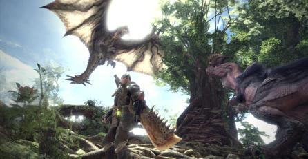 <em>Monster Hunter World</em> estrena 25 minutos de gameplay