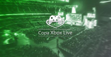 La Copa Xbox Live es para un gamer como tú