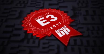 Premios LEVEL UP a lo mejor del E3 2017