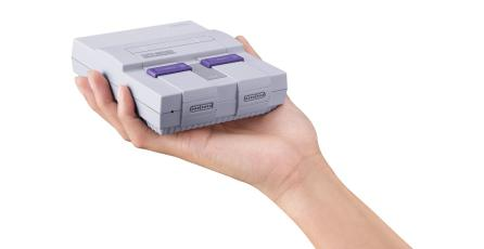 Es oficial: el SNES Classic Edition llegará este año