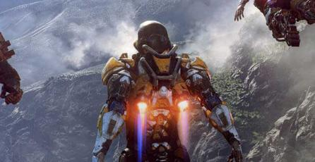 BioWare compara <em>Anthem</em> con <em>Star Wars</em>