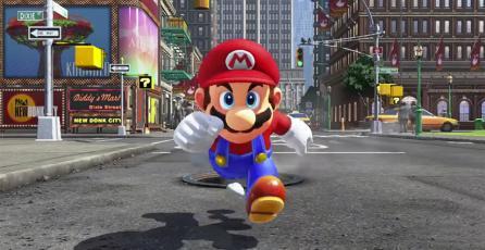 <em>Super Mario Odyssey</em> se lleva el premio al Mejor Juego de la E3 2017