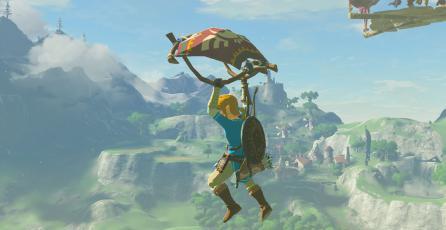 Ya conocemos el tamaño del primer DLC de <em>Zelda: Breath of the Wild</em>
